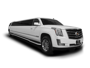 Dallas Cadillac Escalade Limo Rental, Black Limousine, White, Transfers. One Way, Round Trip, Hourly, Birthday, Anniversary, Corporate, Business, Events, Music Venues, Concerts, Sports, Transportation, SUV