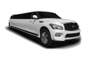Dallas Infinity Limo Rental, Black Limo, White, Transfers. One Way, Round Trip, Hourly, Birthday, Anniversary, Corporate, Business, Events, Music Venues, Concerts, Sports, Transportation, SUV